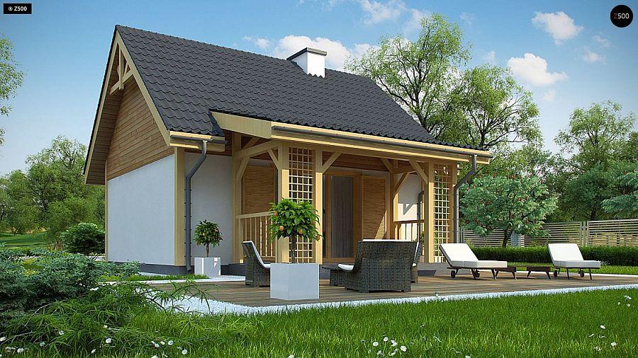 Готовые проекты домов с интерьерами
