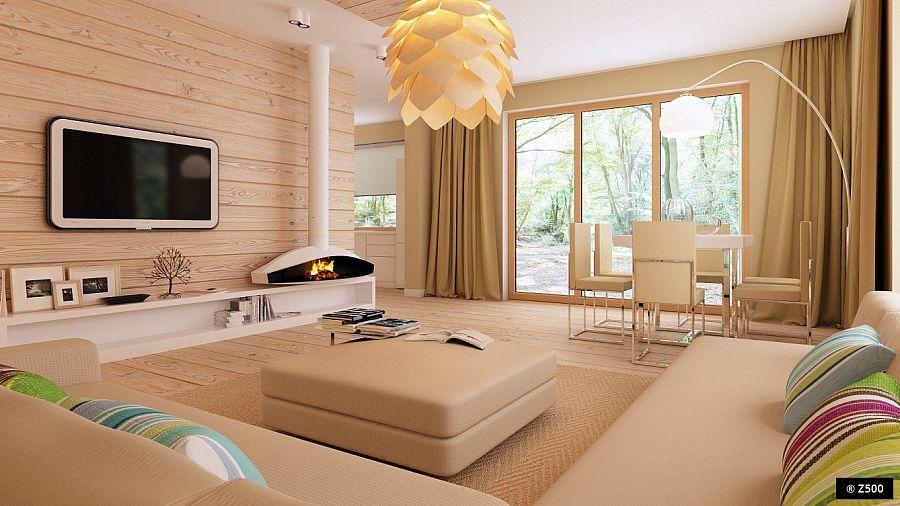 Проекты и дизайн дома внутри