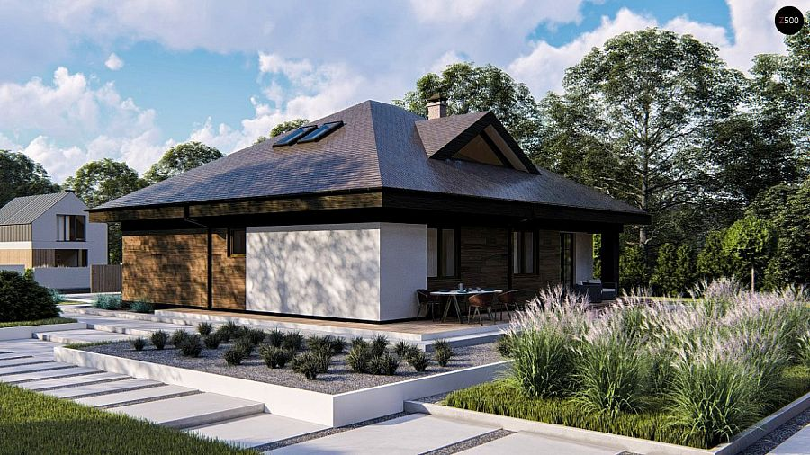 проекты и сметы домов одноэтажных